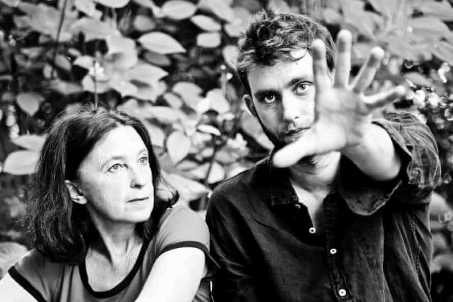 Christine Ott and Mathieu Gabry of Snowdrops.