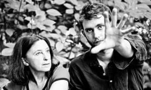 A uniquely alien sound ... Snowdrops: Christine Ott and Mathieu Gabry.
