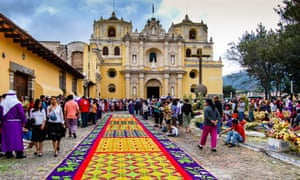 Best Time To Travel To Antigua Guatemala
