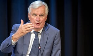 Michel Barnier, the European Union's Brexit negotiator.