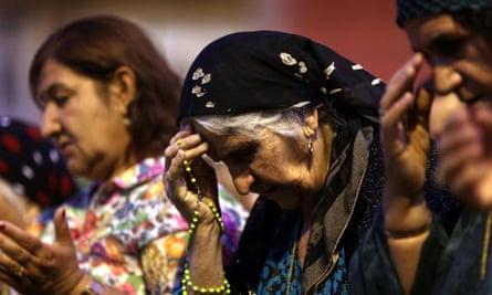 Christians in Irbil
