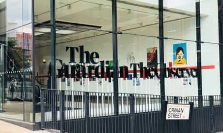 Guardian Media Group digital revenues outstrip print for first time