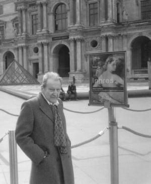 Lucian Freud em Paris
