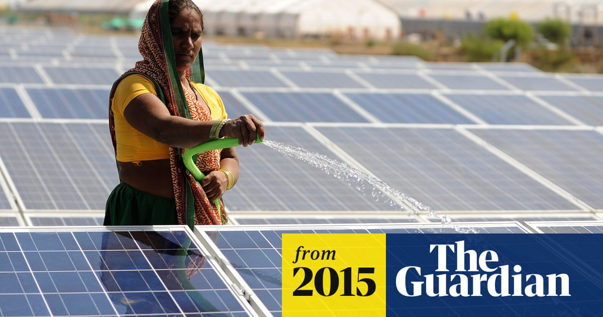 India unveils global solar alliance of 120 countries at