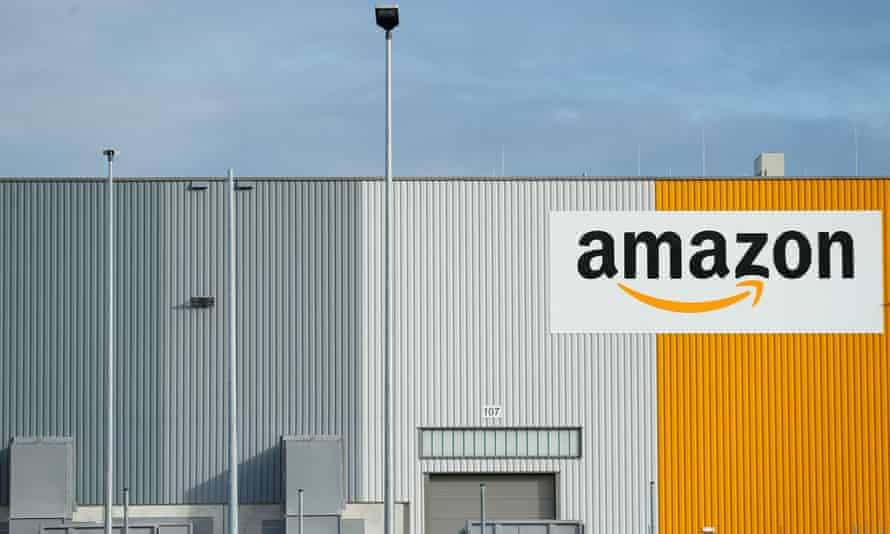 'Amazon is the first partner that offers small businesses a legitimate way to compete with the big retailers – which is why they are scared.'