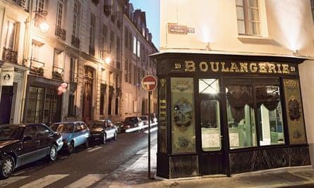 Bread and breakfast: not a baker's but the Hôtel du Petit Moulin.