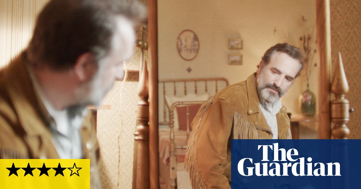 Deerskin review – deadpan French horror-comedy is just the right side of insufferable