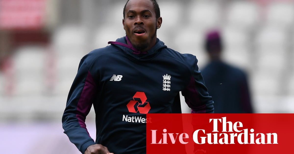 England v West Indies: second Test, day one – live! - the guardian