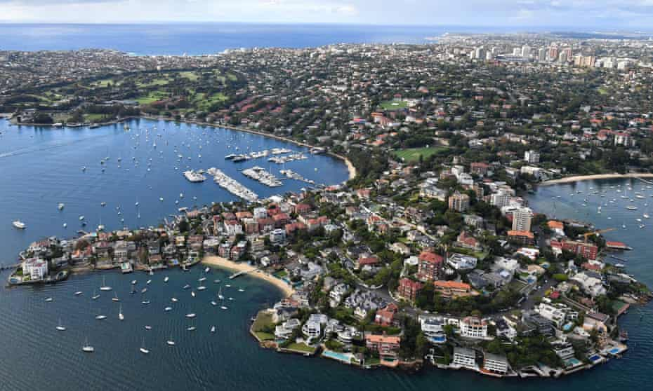 Sydney property prices have dropped back to mid-2016 levels, although the median house price in the harbour city remains above the $1m mark.
