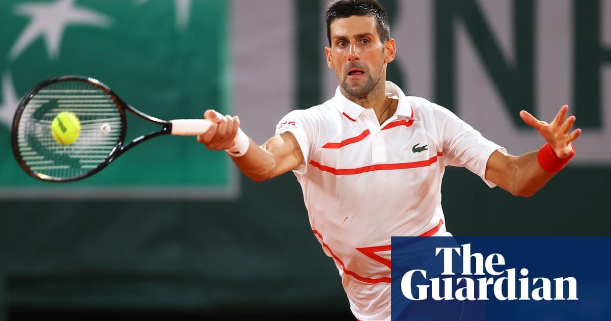 Novak Djokovic resumes his winning ways in French Open cruise