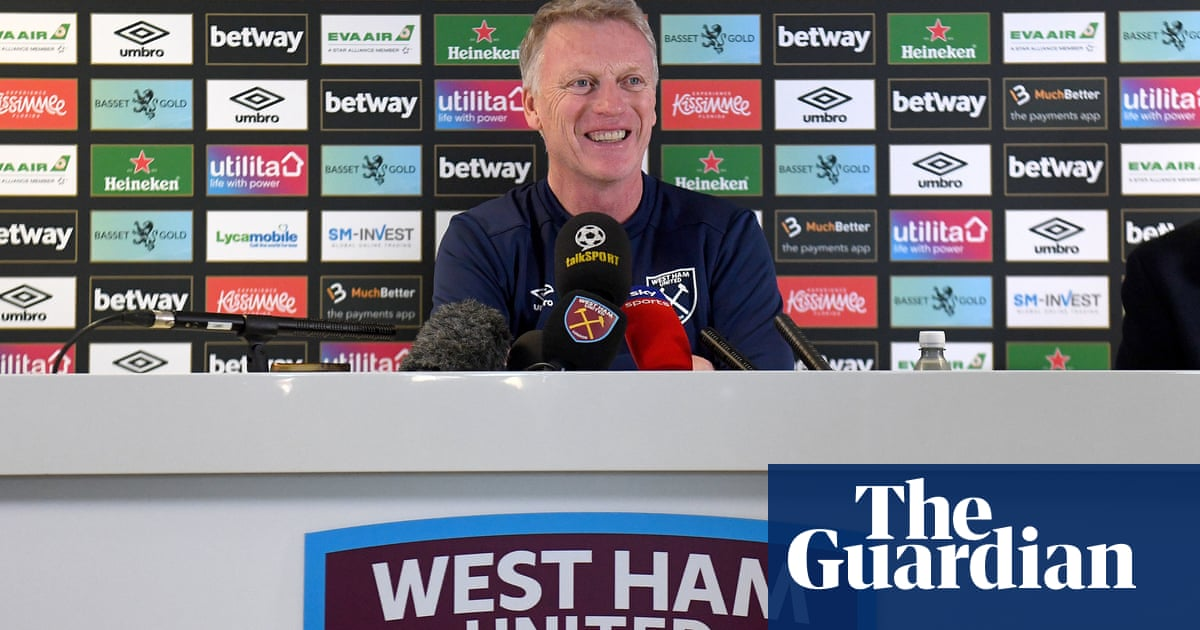'I win': David Moyes defends record and plans to stick around at West Ham