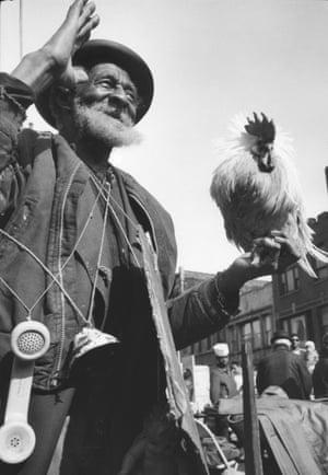Chicken Charlie, 1963