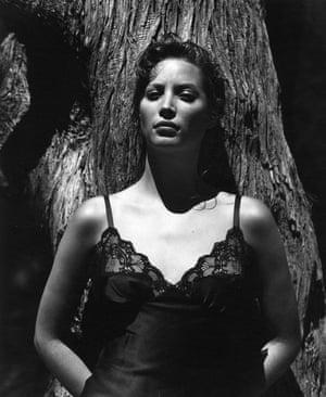Christy Turlington, San Francisco, California, 1994