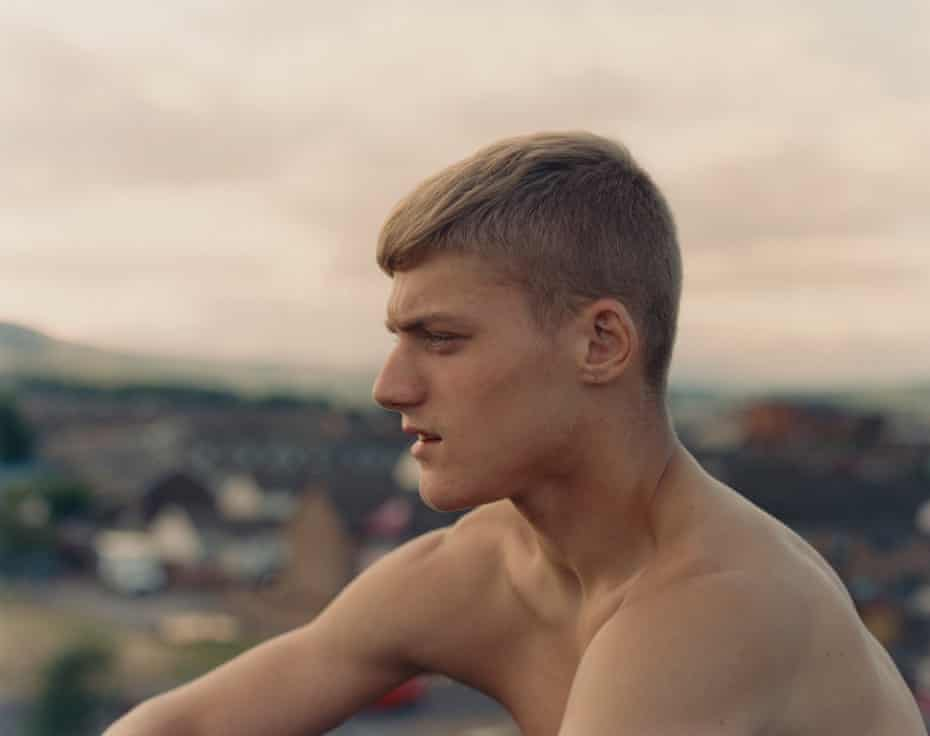 Neil, shot by Enda Bowe, is on the shortlist for this year's prize.