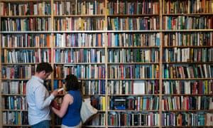 a Berlin bookshop.