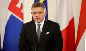 Robert Fico, the Czech prime minister