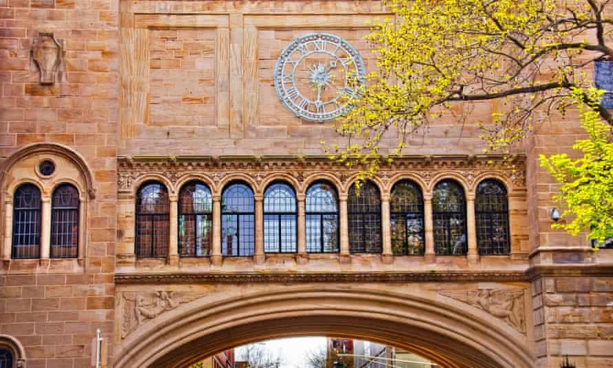 Yale University Art Building