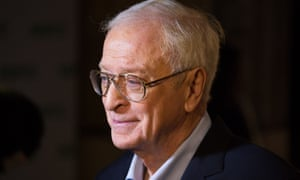 Sir Michael Caine on the Today programme.
