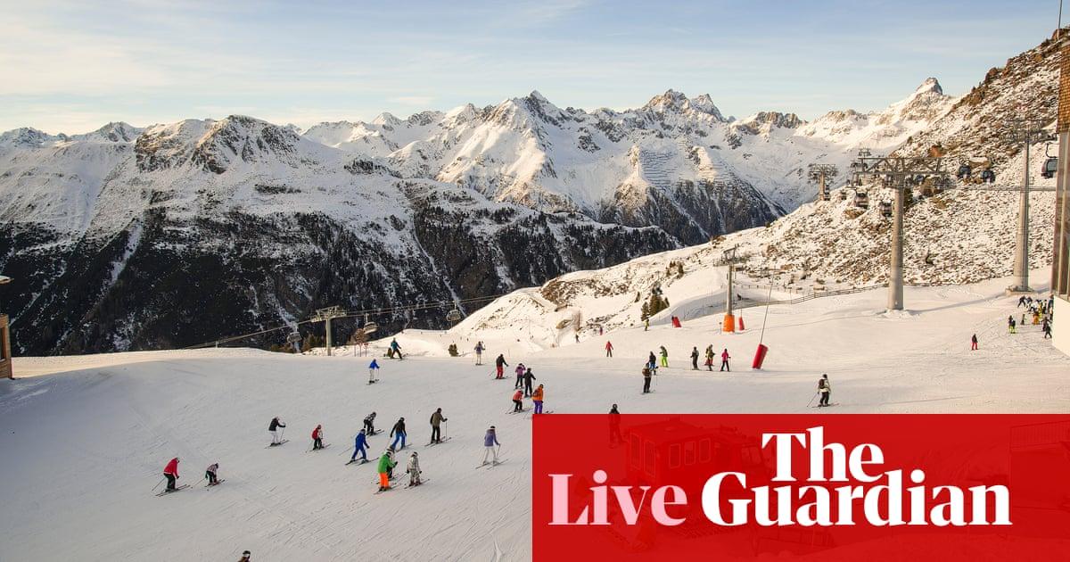 Coronavirus live news: Austria to hear first lawsuit over resort outbreak; Africa vaccine shortfall raises risk of deadly variants, WHO warns