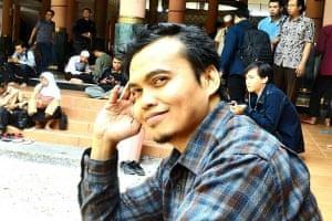 Zulfirman Syah.