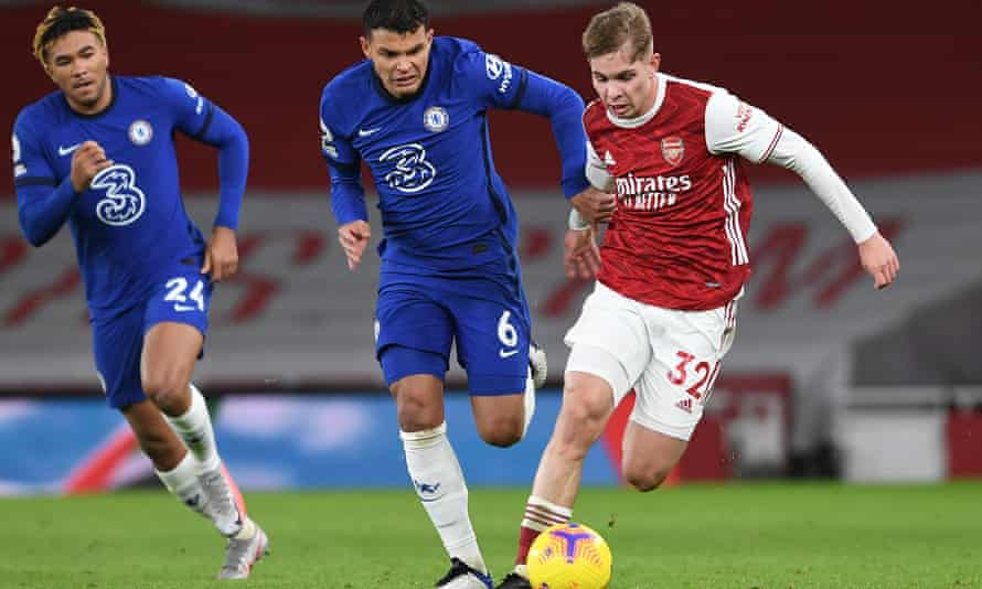 Smith Rowe carries the fight to Chelsea on Boxing Day.