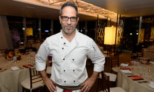 Yotam Ottolenghi … itching for a Camden falafel