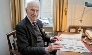 William Frankland was still practising medicine at the age of 105.