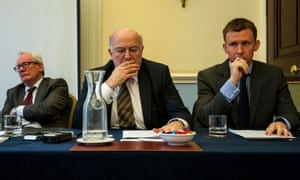 Prof Patrick Minford, Roger Bootle and Ryan Bourne