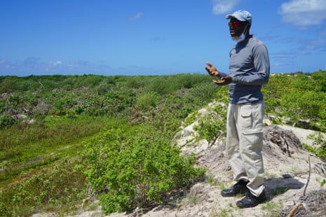 Local marine biologist John Mussington said the area's wetlands are safeguarded by a global treaty.