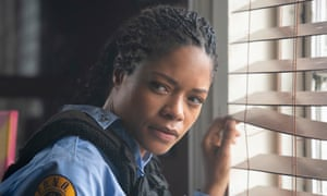 Naomie Harris stars in BLACK and BLUE.