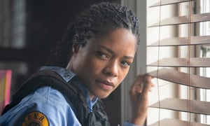 Naomie Harris in her new film, Black and Blue.