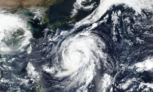 Super Typhoon Hagibi is expected to hit the Tokyo region some time on Saturday.