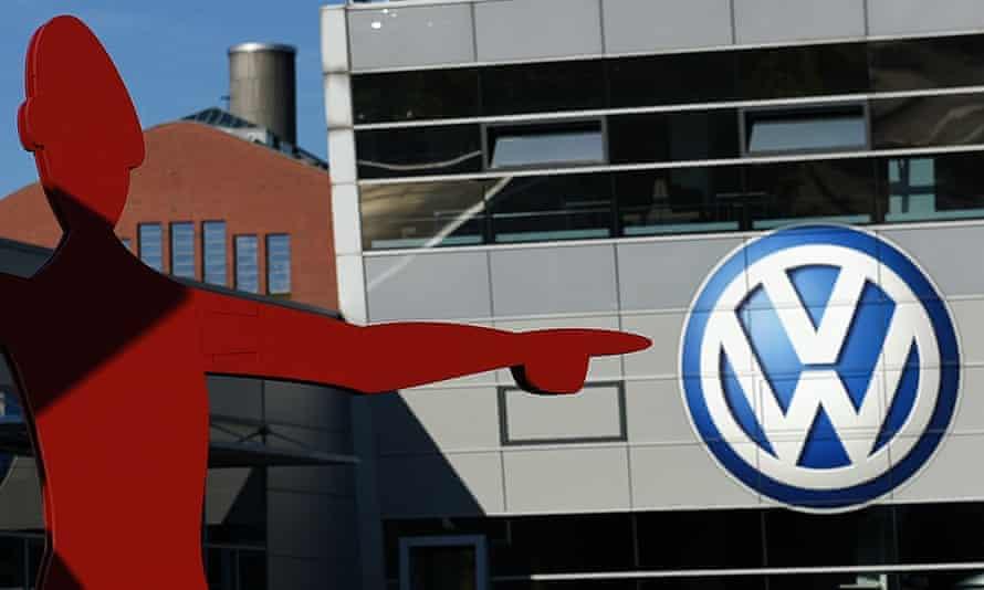 A Volkswagen branch.