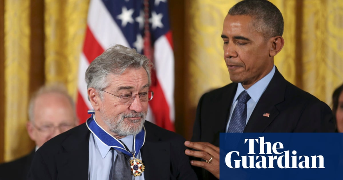 Barack Obamas year in film: from The Irishman to Amazing Grace