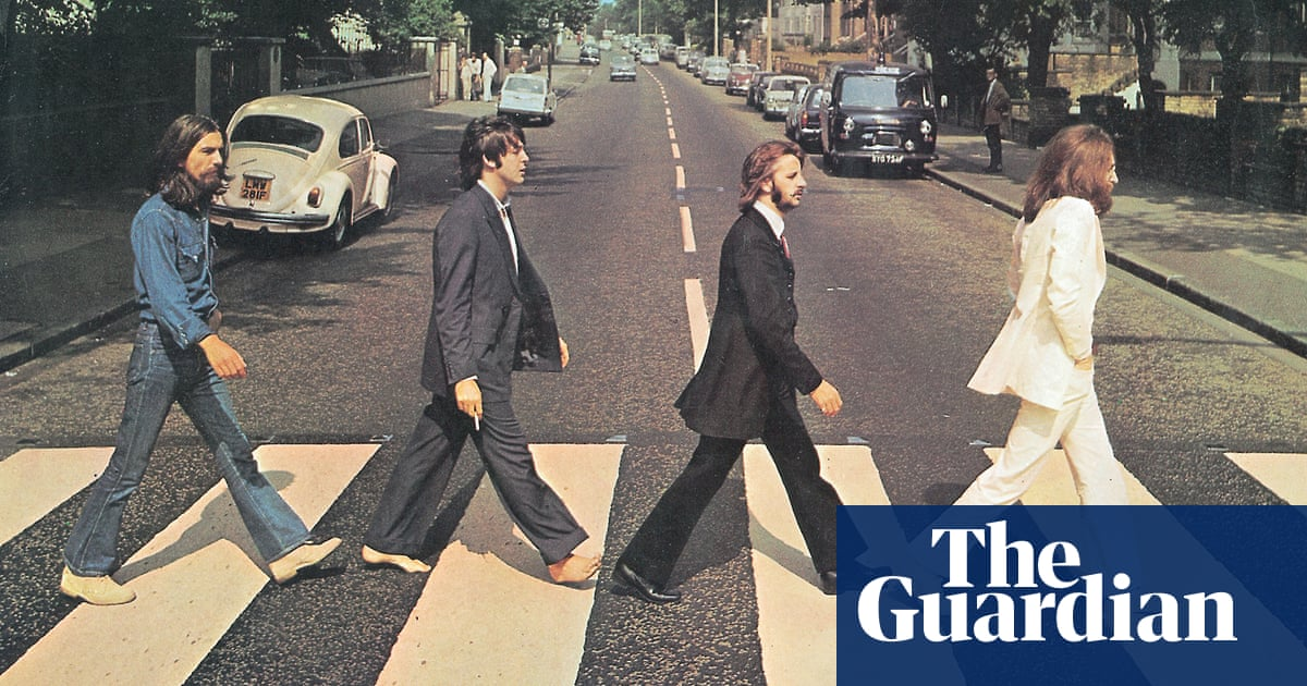 Beatles Abbey Road tops US bestselling vinyl LPs of the 2010s
