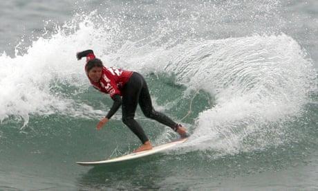 Surf's up: Peru's shrine to big-wave boarding
