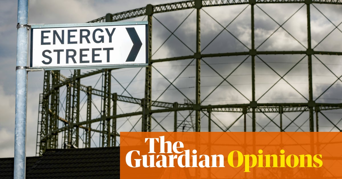 Britain's energy supply is in crisis, and I can tell you why
