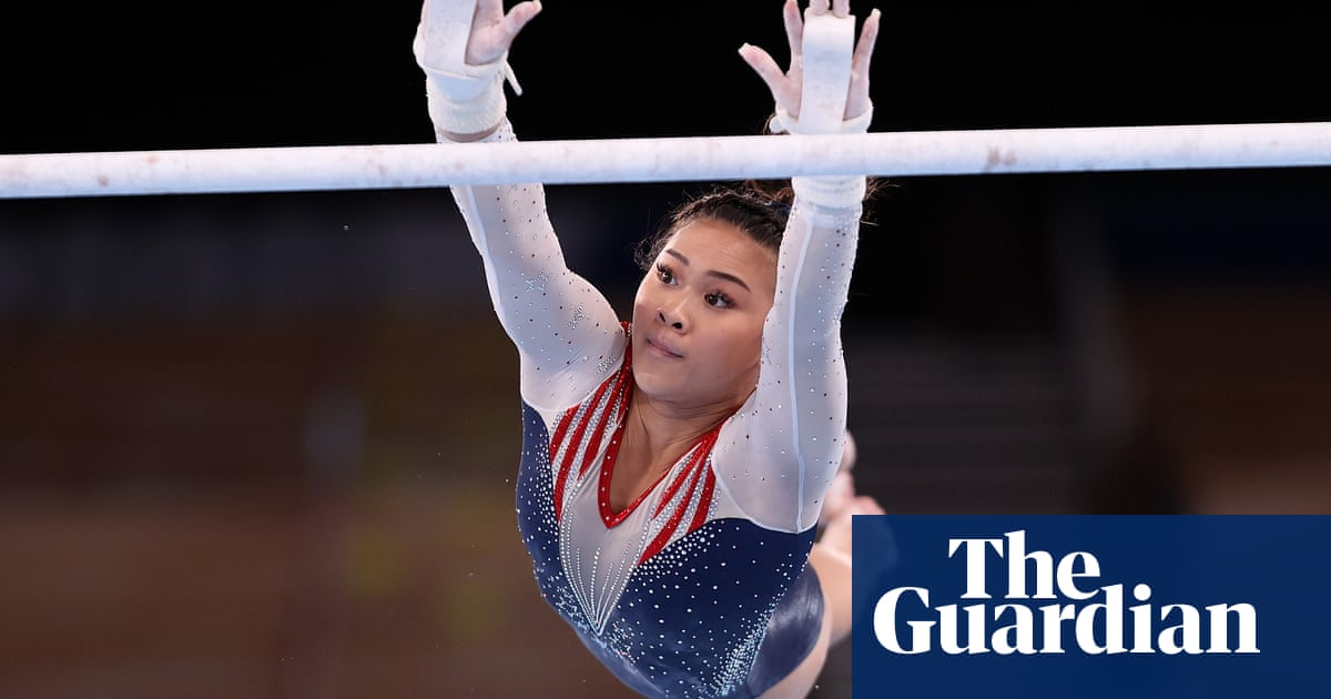 Simone Biles helped me to gold, says USA's Sunisa Lee after all-around win
