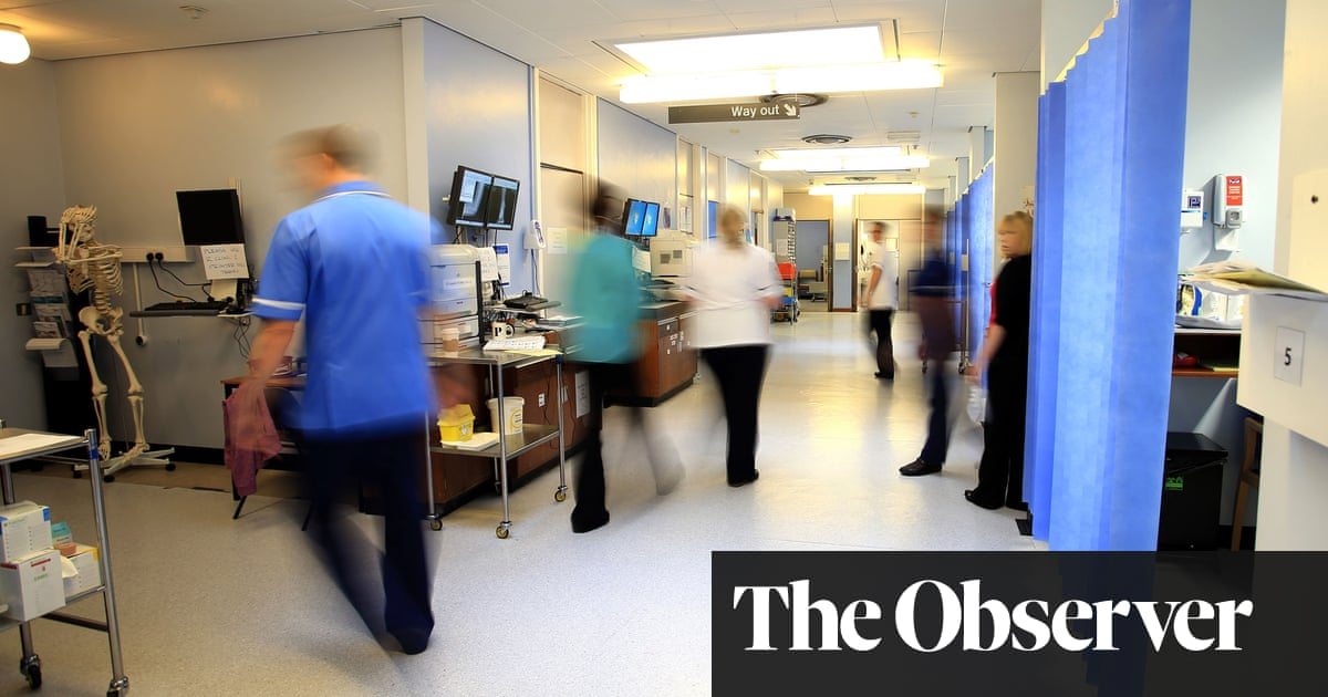 NHS mental health crisis worsens as 2,000 staff quit per month | Society | The Guardian