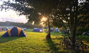 Cuckoo Farm Campsite, Rutland