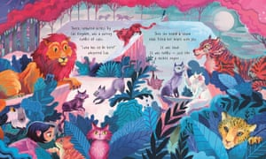 Animal … The Moonlight Zoo by Maudie Powell-Tuck.
