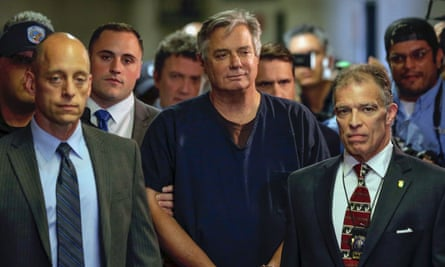Manafort arrives at court in June 2019. He was reportedly freed from the FCI Loretto prison in Pennsylvania on Wednesday morning.
