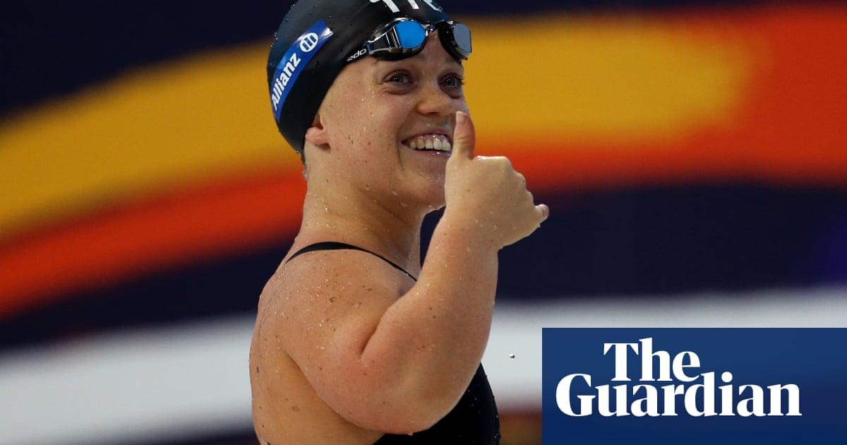 Ellie Simmonds: 'I've found the expectations harder as I've got older' | Paul MacInnes