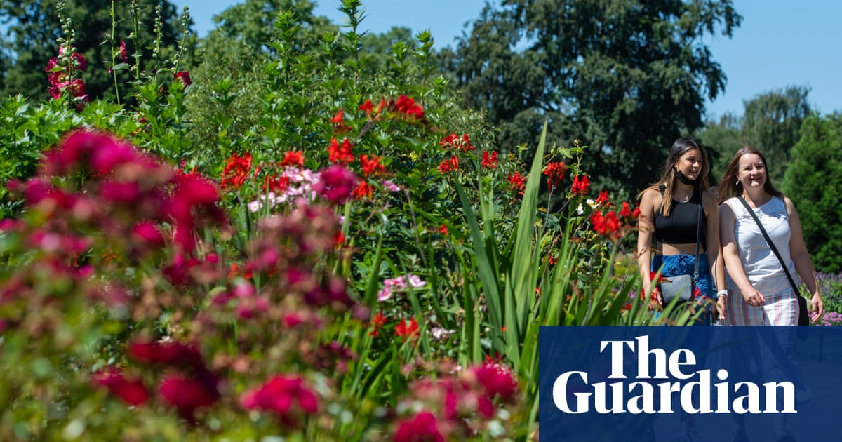 UK weather: 'little blast of summer' forecast after soggy August