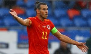 Gareth Bale: still pondering his next step?