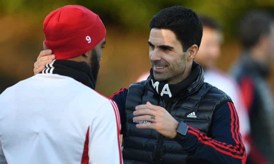 Mikel Arteta: 'Everyone is having problems putting together back-to-back wins. The league has been very competitive.'
