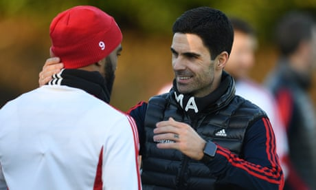 Beating Chelsea is essential for Arsenal's top-four hopes, says Mikel Arteta