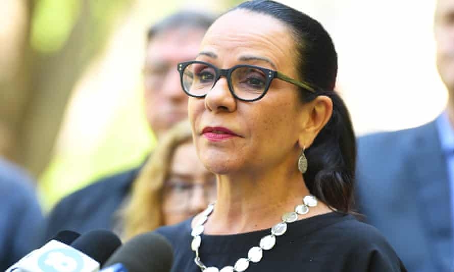 Linda Burney has led the push within Labor to address family and domestic violence, describing it as a 'national shame'