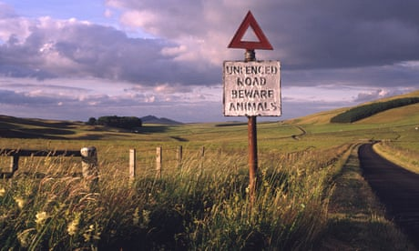 The Debatable Land by Graham Robb review – the lost world between Scotland and England