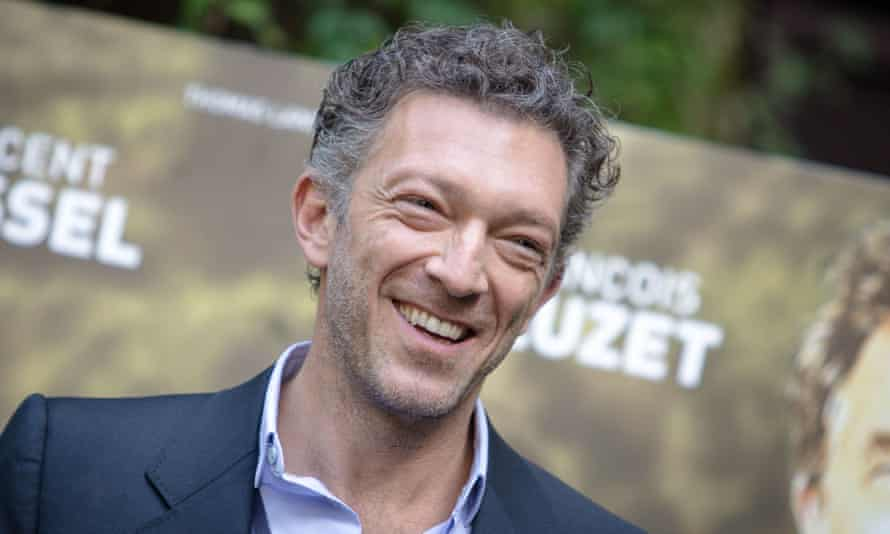 'The voice actors here are a mafia' ... Vincent Cassel promoting One Wild Moment in Rome.